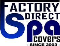 Factory Direct Spa Covers – High Quality Hot Tub Covers – Delivery Included Logo